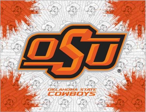 Oklahoma State Cowboys Logo Canvas Print