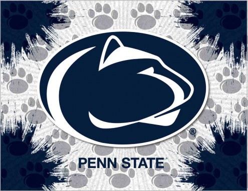 Penn State Nittany Lions Logo Canvas Print