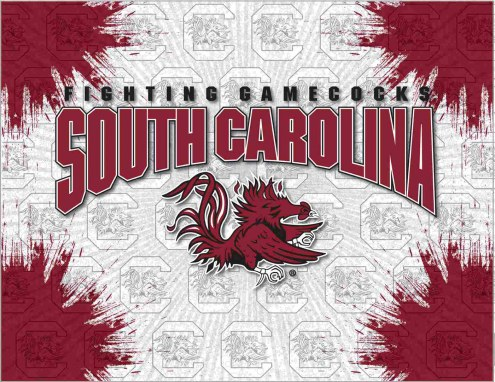 South Carolina Gamecocks Logo Canvas Print