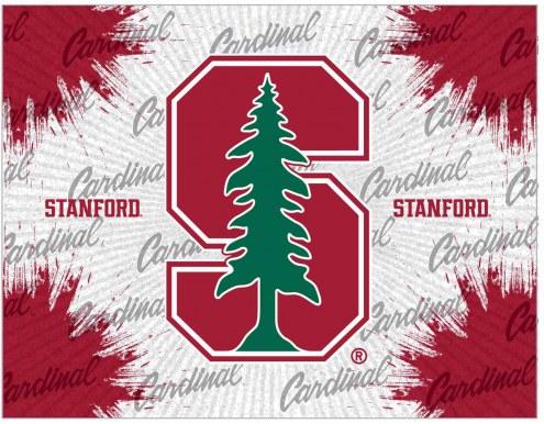 Stanford Cardinal Logo Canvas Print