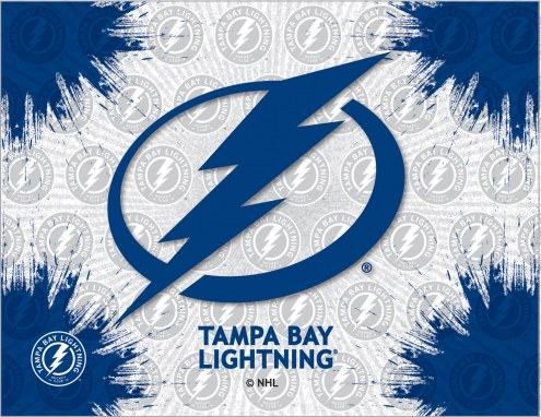Tampa Bay Lightning Logo Canvas Print