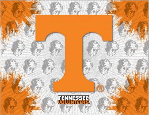 Tennessee Volunteers Logo Canvas Print