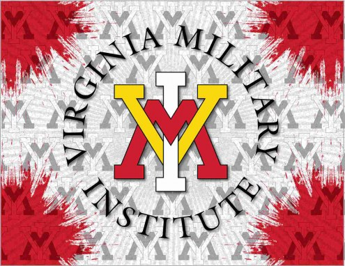 Virginia Military Institute Keydets Logo Canvas Print