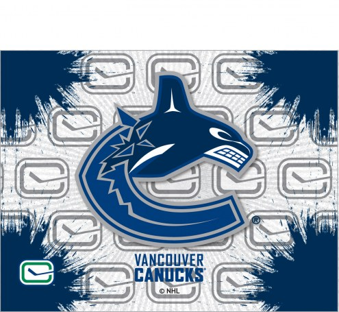 Vancouver Canucks Logo Canvas Print