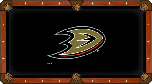 Anaheim Ducks Pool Table Cloth