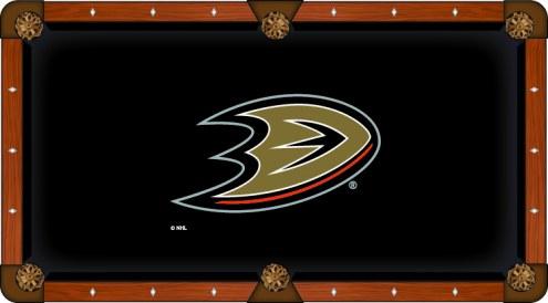 Anaheim Ducks Pool Table Cloth