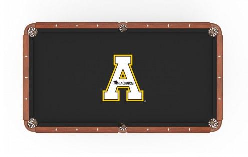 Appalachian State Mountaineers Pool Table Cloth