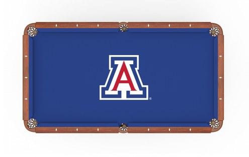 Arizona Wildcats Pool Table Cloth