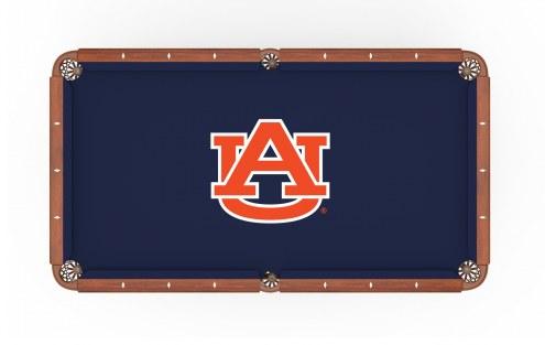 Auburn Tigers Pool Table Cloth