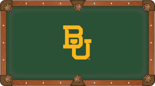 Baylor Bears Pool Table Cloth