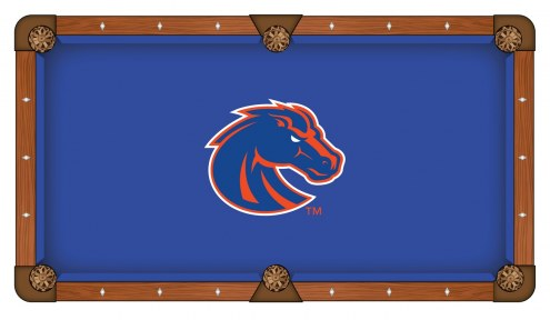 Boise State Broncos Pool Table Cloth