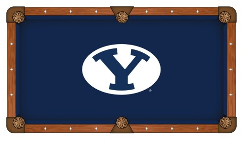 BYU Cougars Pool Table Cloth