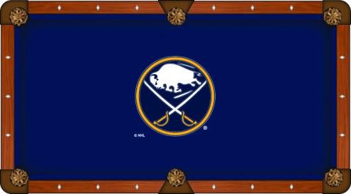 Buffalo Sabres Pool Table Cloth