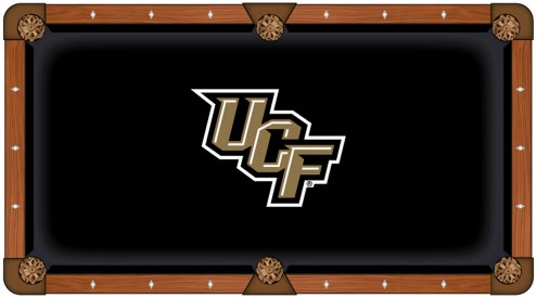Central Florida Knights Pool Table Cloth