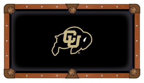 Colorado Buffaloes Pool Table Cloth
