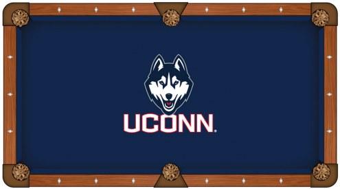 Connecticut Huskies Pool Table Cloth