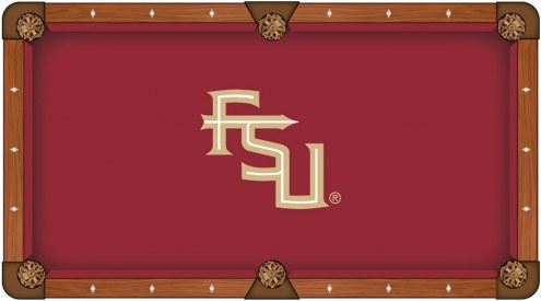 Florida State Seminoles Pool Table Cloth