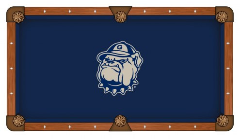 Georgetown Hoyas Pool Table Cloth