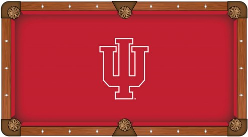 Indiana Hoosiers Pool Table Cloth