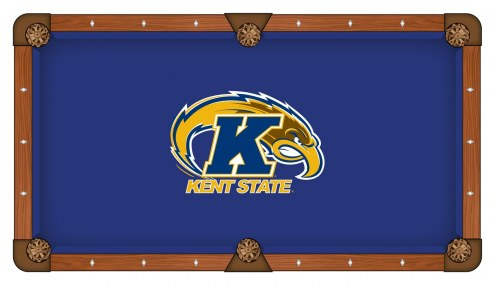 Kent State Golden Flashes Pool Table Cloth