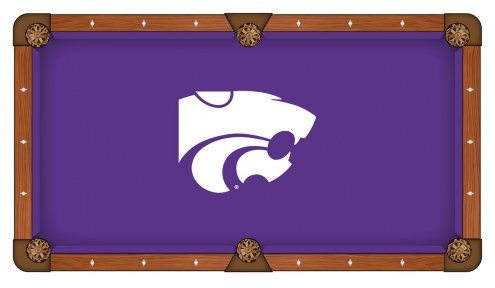 Kansas State Wildcats Pool Table Cloth