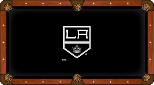 Los Angeles Kings Pool Table Cloth