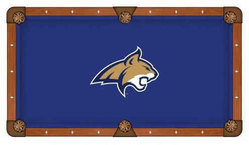 Montana State Bobcats Pool Table Cloth