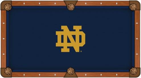 Notre Dame Fighting Irish Pool Table Cloth