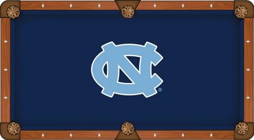 North Carolina Tar Heels Pool Table Cloth