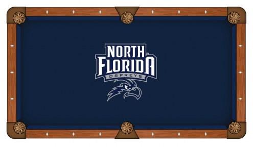 North Florida Ospreys Pool Table Cloth