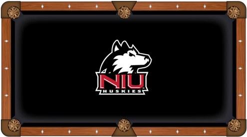 Northern Illinois Huskies Pool Table Cloth