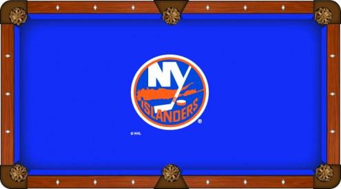 New York Islanders Pool Table Cloth