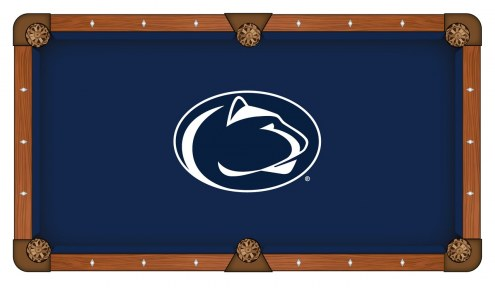 Penn State Nittany Lions Pool Table Cloth