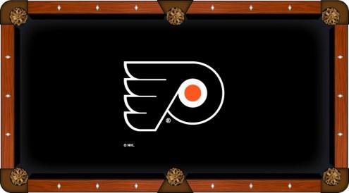 Philadelphia Flyers Pool Table Cloth
