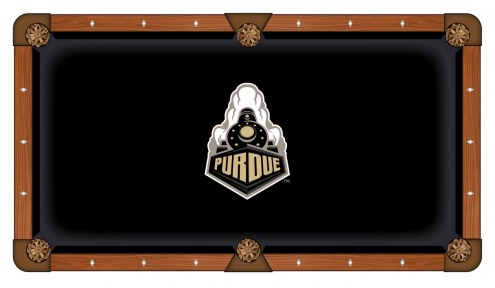 Purdue Boilermakers Pool Table Cloth