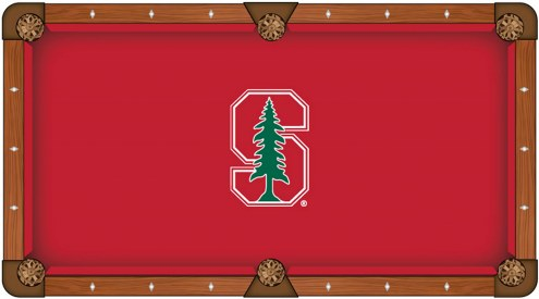 Stanford Cardinal Pool Table Cloth