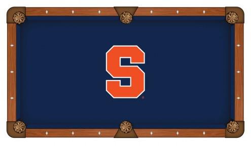Syracuse Orange Pool Table Cloth