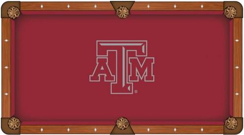 Texas A&M Aggies Pool Table Cloth
