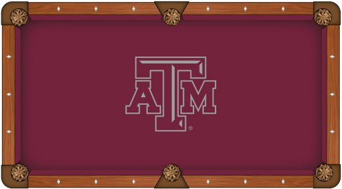 Texas A&M Aggies Pool Table Cloth