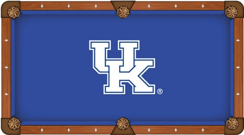 Kentucky Wildcats Pool Table Cloth