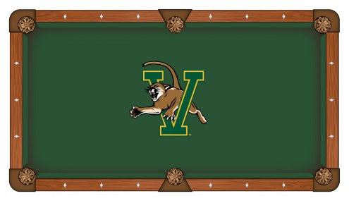 Vermont Catamounts Pool Table Cloth