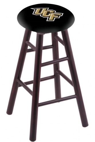 Central Florida Knights Maple Wood Bar Stool