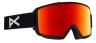 Black/Sonar Red