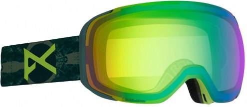 Anon M2 MFI Men's Ski Goggles with Facemask