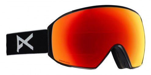 Anon M4 Toric Men's Ski Goggles with Facemask