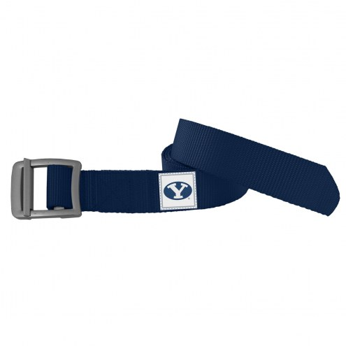 BYU Cougars Navy Field Belt