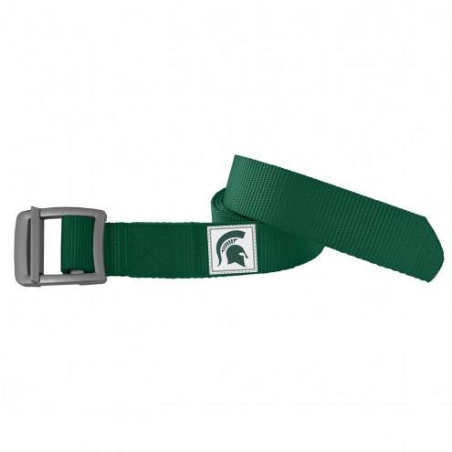 Michigan State Spartans Green Field Belt