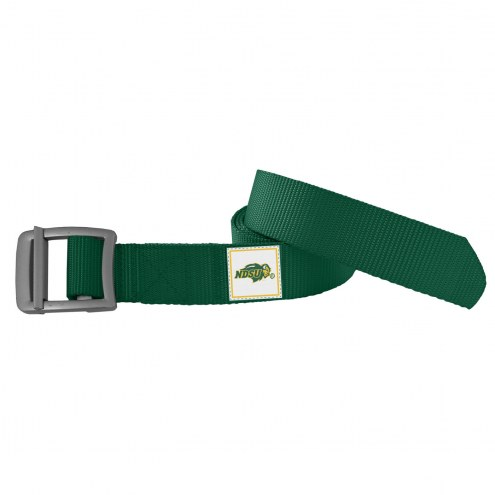 North Dakota State Bison Green Field Belt