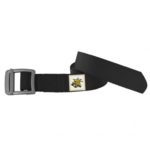 Wichita State Shockers Black Field Belt