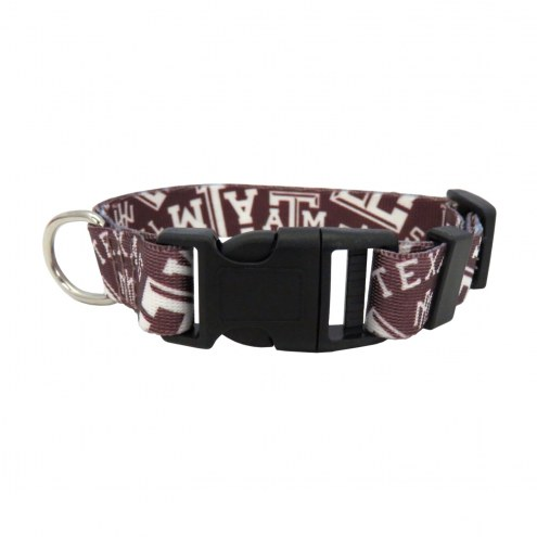 Texas A&M Aggies Team Pet Collar